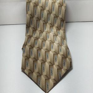 Men's Luxury Tie Axis LA 100% Silk